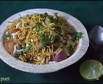 BHEL PURI/CHAAT RECIPES