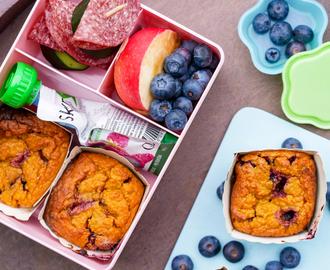 Sunne muffins barn oppskrifter - myTaste