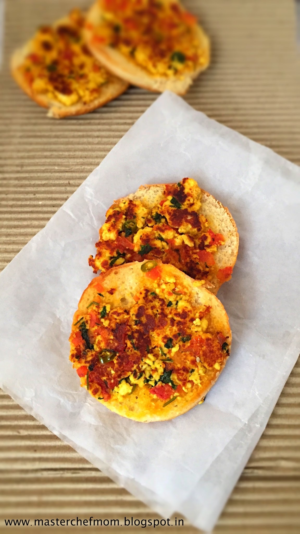 Dabeli Burger | Quick and Easy Tiffin Box Recipe | How to make Dabeli Burger | Stepwise Pictures
