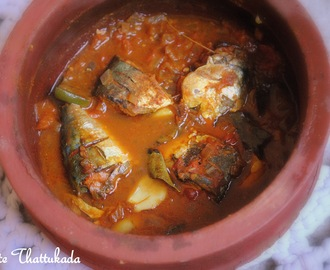 Ayala Mulakittathu | Mackerel Fish Curry
