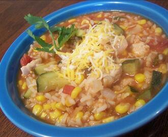 Hearty Mexican Stew