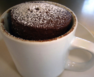 5 mins coffee mug chocolate cake (easy and quick recipe)