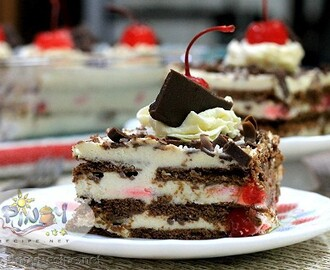 Black Forest Icebox Cake Recipe