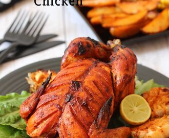 Schezwan Roast Chicken| Szechuan Roast chicken
