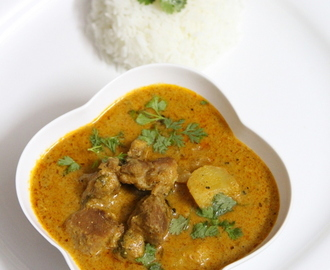 Mutton Korma Recipe Shahi, How To Make Mutton Korma