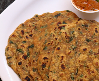 Methi Paratha Recipe Punjabi, How To Make Methi Ka Paratha