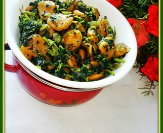 MENTHE KADBU / METHI DHOKLI /  WHEAT AND RICE FLOUR DUMPLINGS