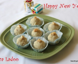 Rava Coconut Ladoo with Condensed Milk | Ladoo Recipe