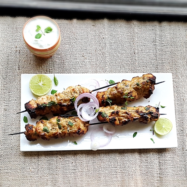 Kalmi Kabab recipe – How to make chicken kalmi kababs