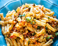 Indian Style Masala Pasta Recipe