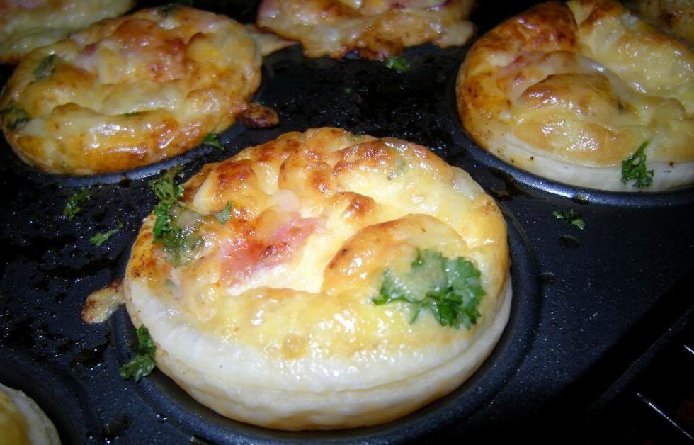 Mini Quiche Napolitano