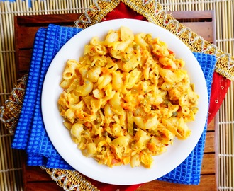 How to make Creamy Macaroni