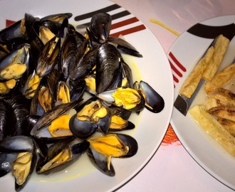 MOULES /FRITES 🍟