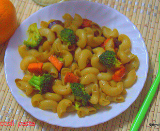 BROCCOLI PASTA/PASTA RECIPES