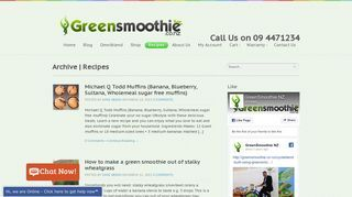 How to make Green Smoothies in New Zealand