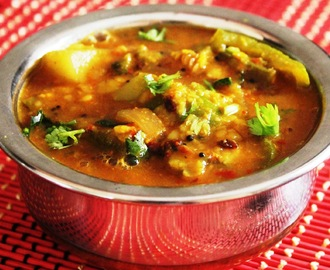 Authentic Kalyana Sambhar