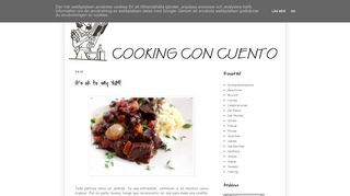 Cooking con Cuento