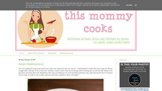 This Mommy Cooks
