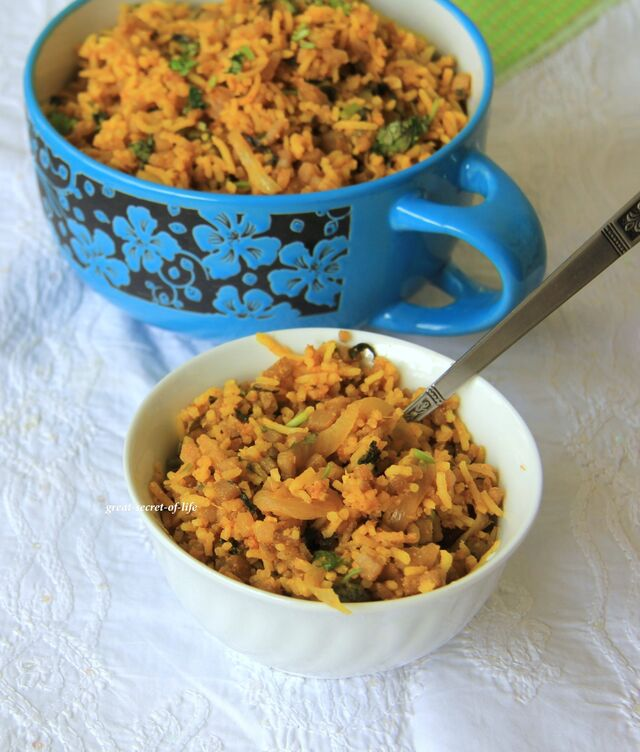Banana Stem Rice - Vazhaithandu Rice - Valai thandu Rice - Valaithandu rice - Healthy rice recipe
