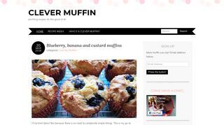 Clever muffin
