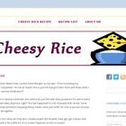Cheesy Rice