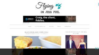 Flying on Jess Fuel