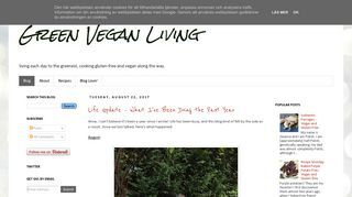 Green Vegan Living