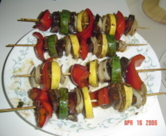 Marinade for Grilled Vegetables