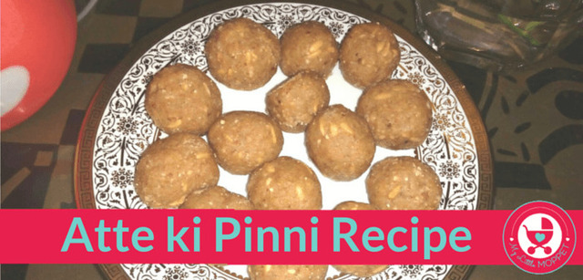 Atte ki Pinni Recipe