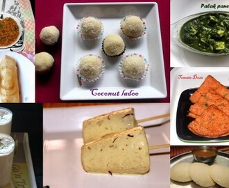 10 most popular and viewed recipes for the year 2015- HAPPY NEW YEAR 2016!!