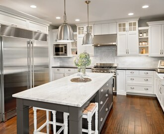Kitchen Ideas When Renovating to Help Get the Best Cooking Space