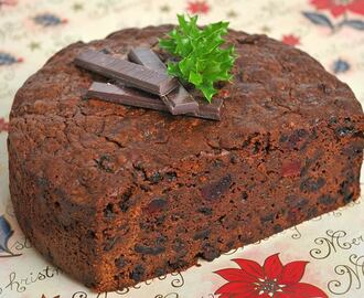 Christmas Special Fruit Cake Recipe!