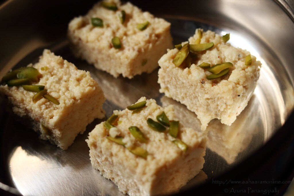Quick and Easy Kalakand with Condensed Milk and Paneer