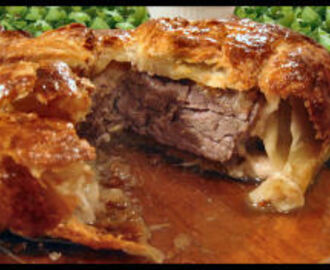 Filet De Boeuf En Croute