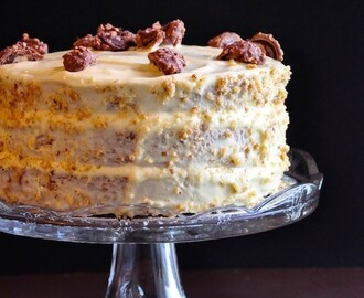 Hummingbird Cake – One Glorious Cake