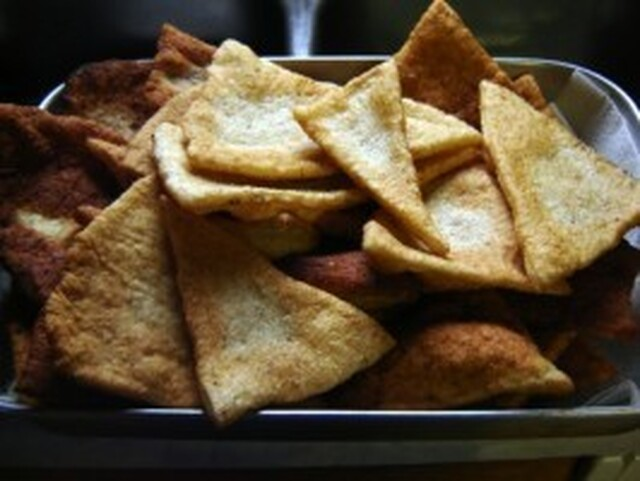 Maori  (New Zealand) Fry Bread