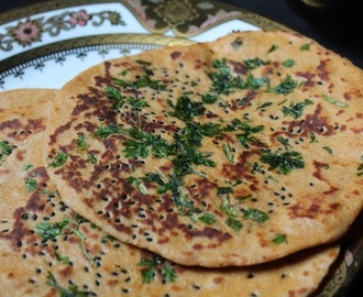 Wheat Kulcha Recipe
