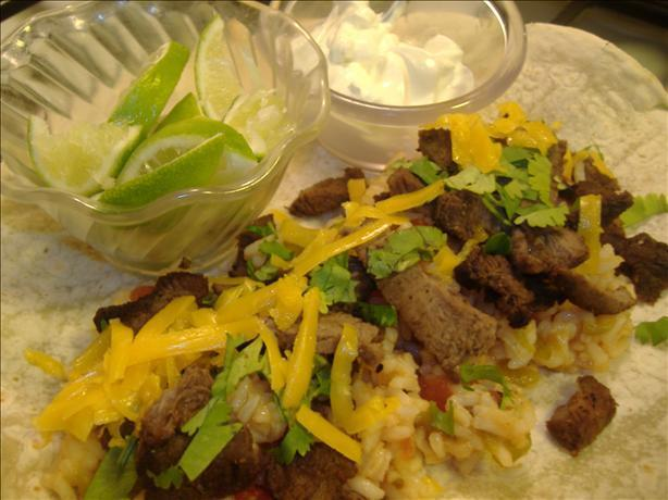 Mexican Steak Tacos