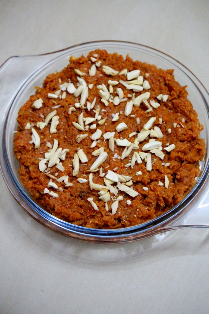 Gajar Ka Halwa With Milkmaid or Condensed Milk | Carrot Halwa With Condensed Milk