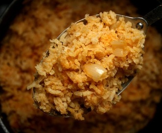 Mexican Rice - Mom's Recipe