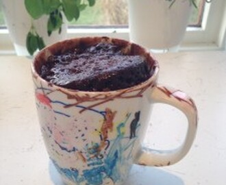 Cake in a cup!