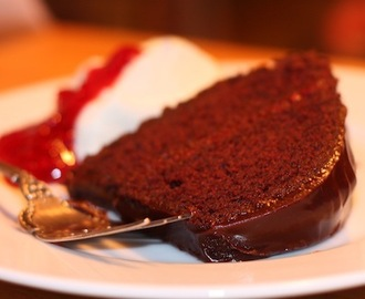 Brazilian Chocolate Cake