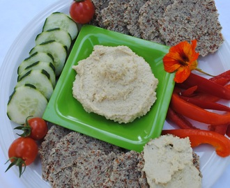 More Raw Adventures & Cashew Cheese Spread