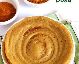 Raw Banana Dosa | Plantain Dosa Recipe