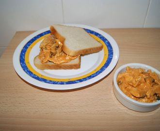 Coronation Chicken Sándwich