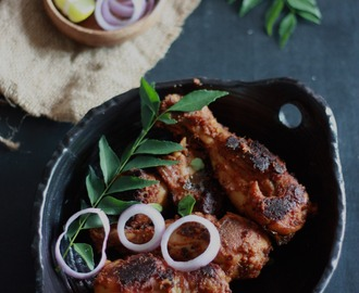 Spicy Kerala chicken fry