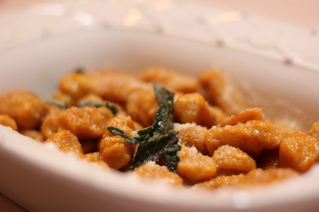 Pumpkin Gnocchi, A Return To My Roots