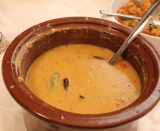 Coconut Dal, Warm & Hearty, A Classic Recipe From One Of The Pioneers Of Indian Cuisine
