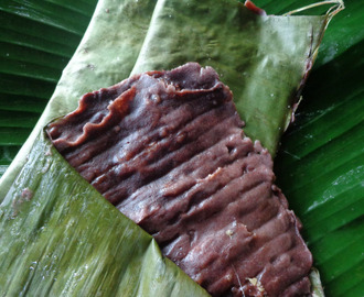 Ragi ila ada (Millet in Banana Leaf) – Kids Breakfast Menu