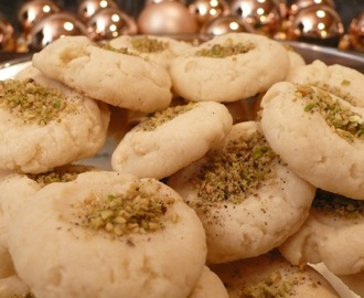 Nan Khatai, the Great Indian Holiday Cookie.